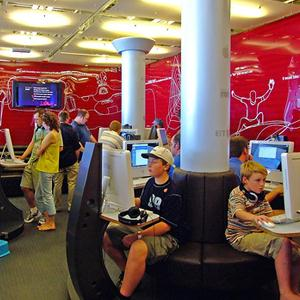 Интернет-кафе Старого Дрожжаного