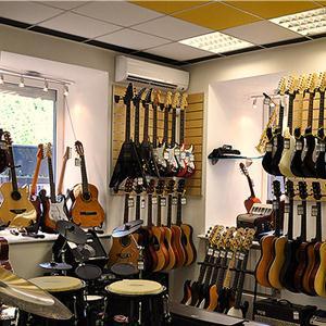 Музыкальные магазины Старого Дрожжаного