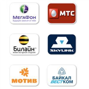 Операторы сотовой связи Старого Дрожжаного