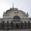 Железнодорожные вокзалы в Старом Дрожжаном