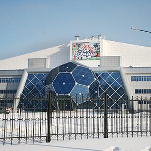 Спортивные комплексы Старого Дрожжаного
